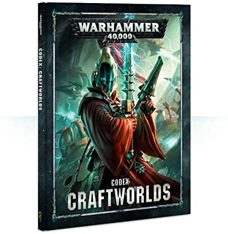 46-01-60 Warhammer 40K Craftworlds: Codex (HC)