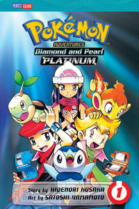 Pokemon Adventures Platinum Vol.1