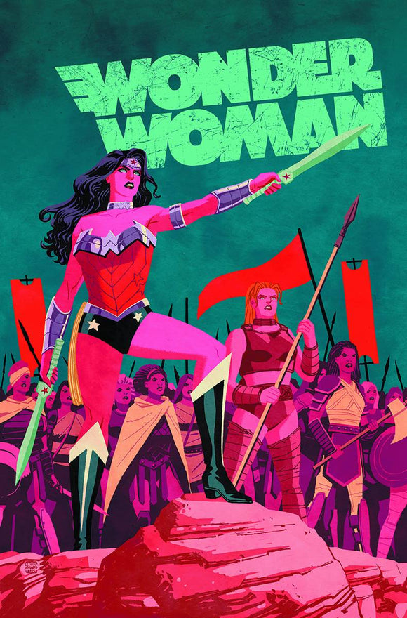 Wonder Woman VOL 06 Bones