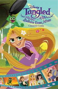 DISNEY TANGLED BEFORE AFTER CINESTORY TP
