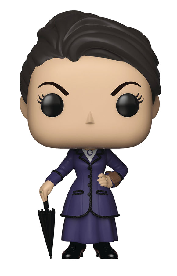 POP TV DOCTOR WHO MISSY VINYL FIG (C: 1-1-2)
