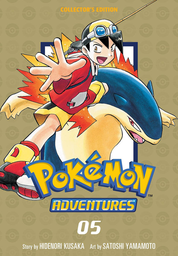 POKEMON ADV COLLECTORS ED TP VOL 05 (C: 1-1-1)
