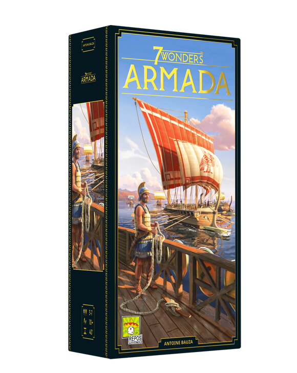 7 Wonders Armada (New Edition)