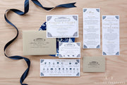 Simplicity Invitation Package
