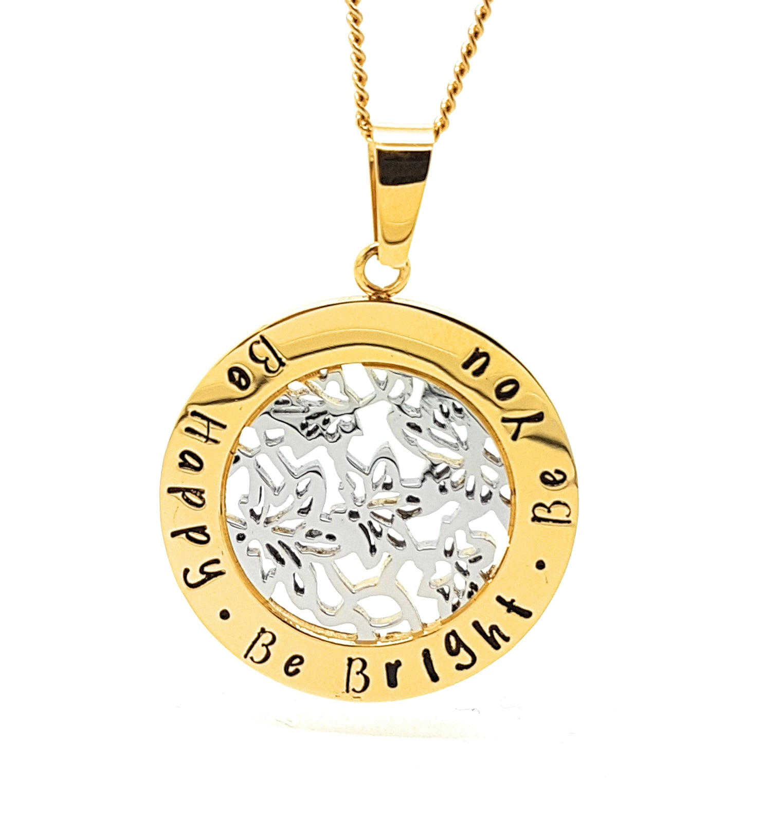 Quote Necklace Pendants