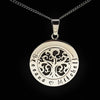 Family Names Tree pendant