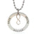Coorabell Crafts Infinity Charm Childrens Pendant