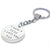 "Coorabell Crafts Keyring  ""I have a HERO I call him DAD"""
