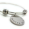 Large Bangle Personalised