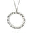 Coorabell Crafts Memorial Silver Circle Pendant