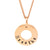 Coorabell Crafts Minimalist Rose Gold Circle