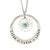 Coorabell Crafts Mother Necklace Sterling Silver Charm