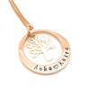 Personalized Custom Names Necklace