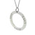 Coorabell Crafts Plain Silver Inscribed Necklace