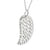 Coorabell Crafts Silver Angel Wing Remembrance Gift