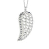 Silver Angel Wing Remembrance Gift