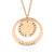 Coorabell Crafts Two Disks Mothers Necklace
