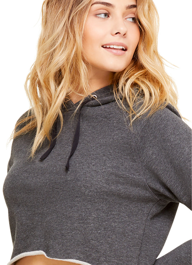 Super Soft Hoodie | Cropped Long Sleeve Sweater Jumper / Pullover