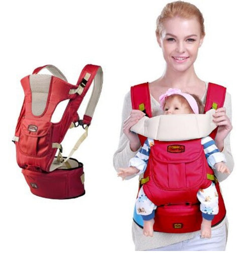Ergonomic Baby Carrier Sling Backpack