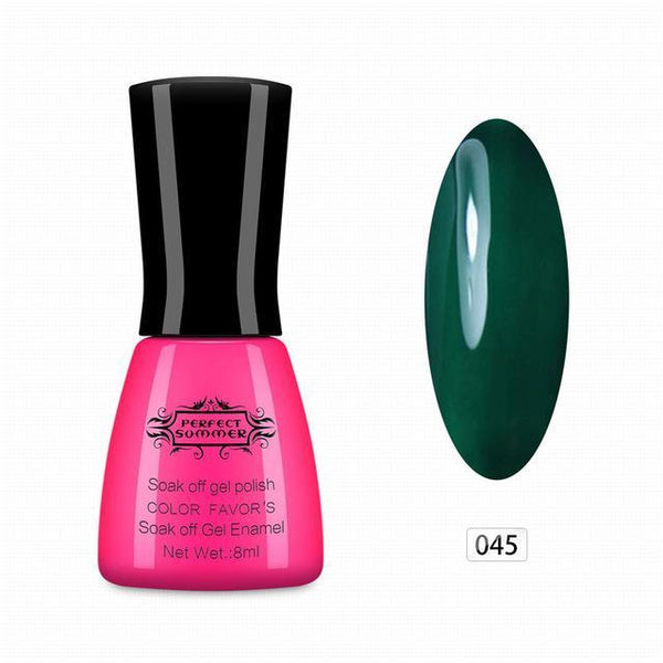 Outlet Appeal 045 Gel Nail Polish UV Cured Long Lasting Up to 30 days Gel Lacquer Soak off