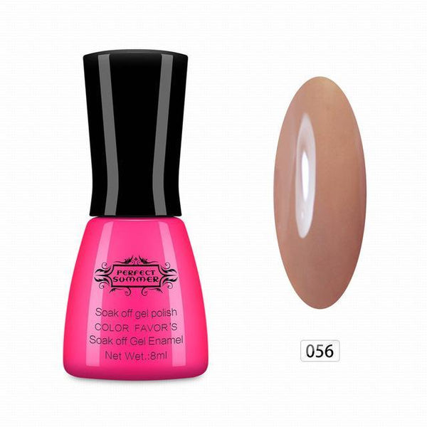 Outlet Appeal 056 Gel Nail Polish UV Cured Long Lasting Up to 30 days Gel Lacquer Soak off