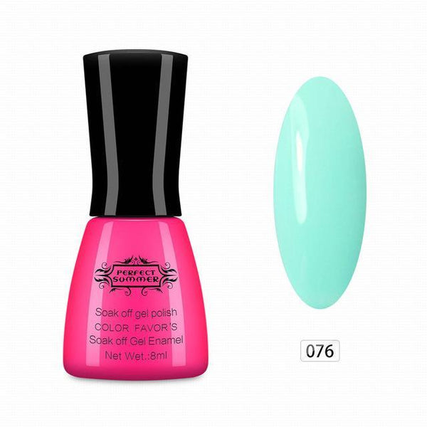Outlet Appeal 076 Gel Nail Polish UV Cured Long Lasting Up to 30 days Gel Lacquer Soak off