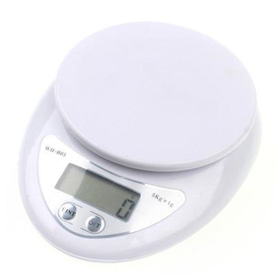 Outlet Appeal 5000g/1g 5kg LED Electronic Scale Kitchen Digital Scale Postal Scales Cooking Tools Kitchen Scales
