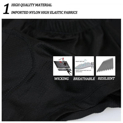 Outlet Appeal 5D Padded Cycling Underwear Bicycle Road Bike Mountain Bike MTB Shorts