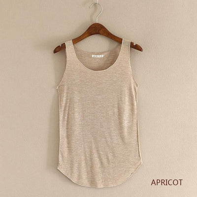 Outlet Appeal Apricot / One Size Fitness Tank Top T Shirt Plus Size Loose Model Women T-shirt Cotton O-neck Slim Tops