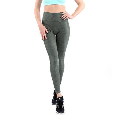 Outlet Appeal Army Green / S / China Women's High Waist Stretch Fitness Yoga Pants Leggings - 10 Colors