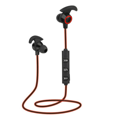 Outlet Appeal AX-02 Comfortable Wireless Bluetooth V4.1 Sport Running Noise Reduction Bass In Ear Earphones
