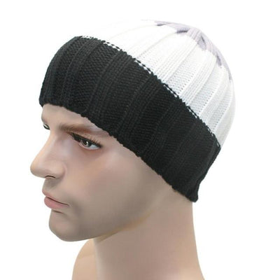Outlet Appeal B / One Size 1PC Winter Unisex Women Men Knit Ski Hat For Outdoor Sport#FC26
