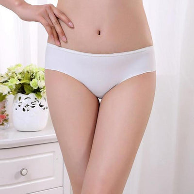 Outlet Appeal Beige JECKSION Women Panties 2016 Hot Sexy Invisible Underwear Spandex Seamless Crotch