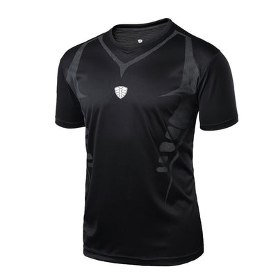 Outlet Appeal Black / M Man Workout Fitness Sports Gym Running Yoga Athletic Shirt Top