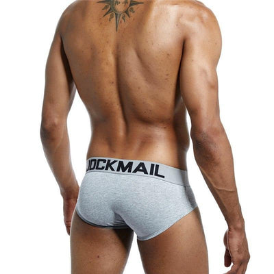 Men's Breathable Cotton Briefs Underwear
