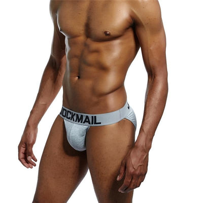 Men's Low Rise Bikini Briefs Underwear