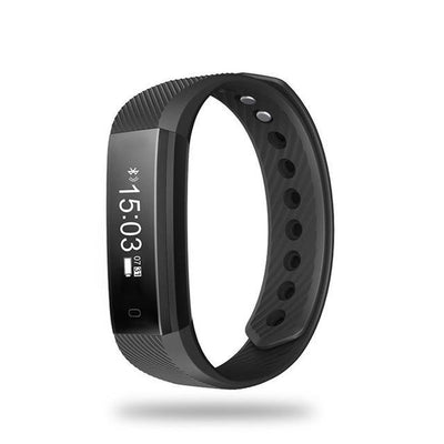 Outlet Appeal Black TLWD2 Waterproof Smart Bluetooth 4.0 Wristband 0.86 Inch OLED Touch Sleep Step Counting
