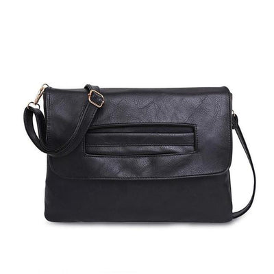 Outlet Appeal Black Women Shoulder Bag Envelope Clutch Crossbody Bags Womens Messenger Bags