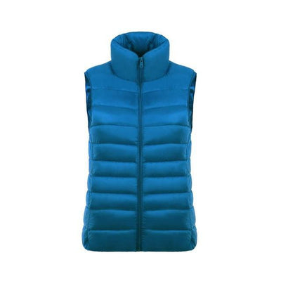 Outlet Appeal Blue / L / China Ultra Light Jacket Vest - 11 Colors