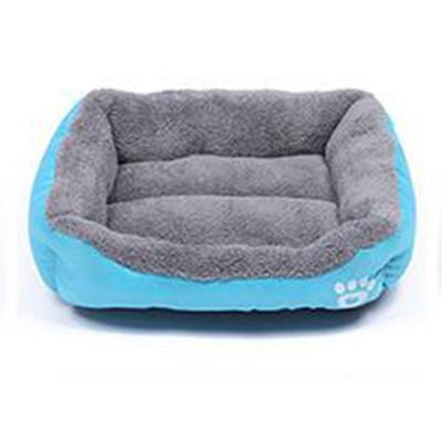 Outlet Appeal blue / S Pet Bed Soft Material Pet Nest Dog Cat Puppy Small to XXXLarge