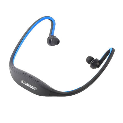 Outlet Appeal Blue Sports Bluetooth Earphone S9 Support TF/SD Card Wirless Hand-free Auriculares Bluetooth Headphones