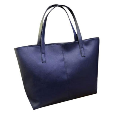 Outlet Appeal Blue Women Bag Fashion Handbag Lady Shoulder Bag Women Tote Purse Leather Ladies Messenger Bags