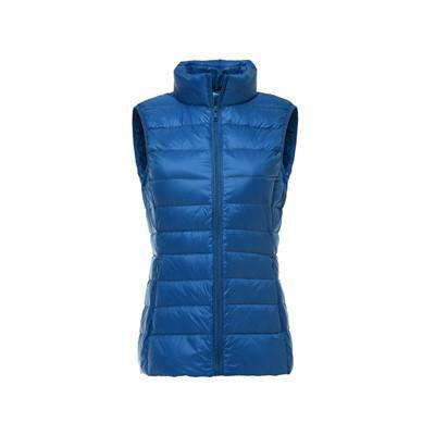 Outlet Appeal Blue / XXL / China Women Fashion Duck Down Jacket