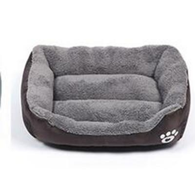 Outlet Appeal brown / S Pet Bed Soft Material Pet Nest Dog Cat Puppy Small to XXXLarge