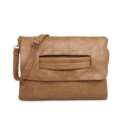 Outlet Appeal Brown Women Shoulder Bag Envelope Clutch Crossbody Bags Womens Messenger Bags