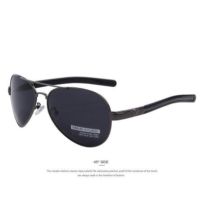 Outlet Appeal C03 Gray Black MERRY'S Fashion Men Polarized Sunglasses Brand Design Sunglasses Oculos de sol UV400