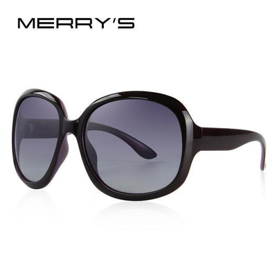 Outlet Appeal C03 Purple MERRY'S DESIGN Women Retro Polarized Sunglasses Lady Driving Sun Glasses 100% UV Protection S'6036