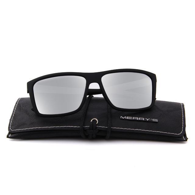 cdf135e696fd5 ... Outlet Appeal C03 Silver MERRY S DESIGN Men Polarized Sunglasses  Fashion Male Eyewear 100% UV Protection ...