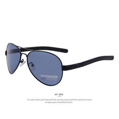Outlet Appeal C05 Black Blue MERRY'S Fashion Men Polarized Sunglasses Brand Design Sunglasses Oculos de sol UV400