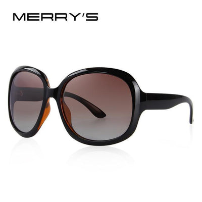 Outlet Appeal C05 Brown MERRY'S DESIGN Women Retro Polarized Sunglasses Lady Driving Sun Glasses 100% UV Protection S'6036
